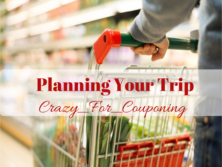 Lesson 3; Planning Your Trip