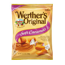 Werthers $1.00 per bag starting 10/13 at Rite Aid