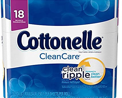 Score Cottonelle for $0.30 per roll