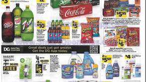 Dollar General Weekly 10/3/21 – 10/9/21 Ad Preview