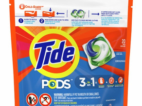 Score Tide Pods for $1.69 Each Starting 05/02