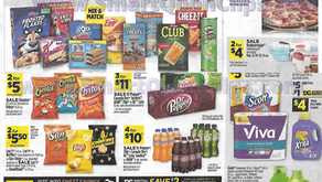 Dollar General - EARLY 10/3 - 10/9 Ad Scan Preview