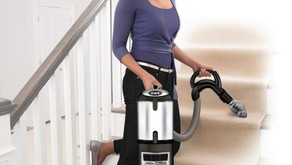 My Review of the Shark Lift Away Corded Bagless Upright Vacuum with HEPA Filter