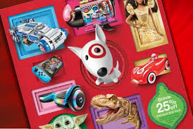 Target Toy Book 2020