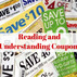 Reading and Understanding Coupons