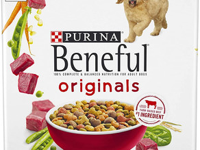 Select Beneful Dog Food $2.99 Each at Walgreens starting 05/02