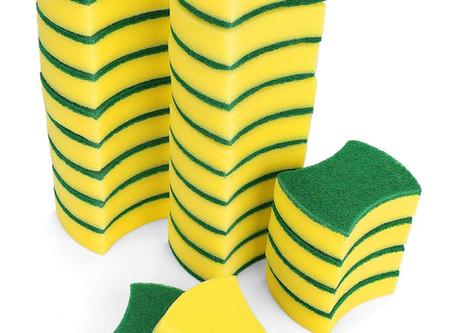 $5.99-24 Pack Scrub Sponges
