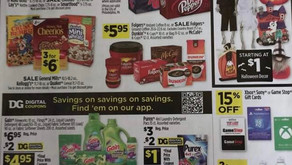 Dollar General Ad (9/19/21 – 9/25/21): Dollar General Weekly Ad Preview