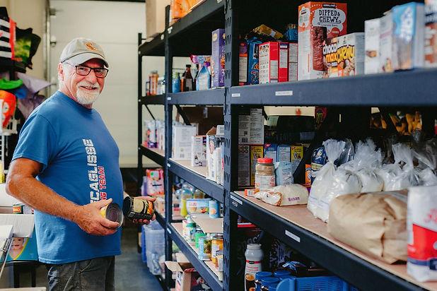 dépannages-alimentaires-bénévole