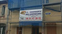 Chantier Rénovation de Toiture par nos Couvreurs sur la commune de Pélissanne (13330) dans les Bouch