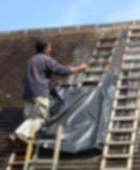 La Compagnie des Couvreurs | Mise hors d'eau | Problème d'étanchéité dans votre toit