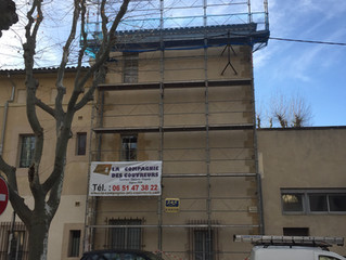 Chantier Salon de Provence
