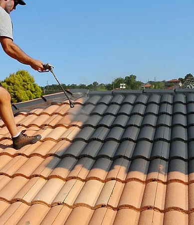 peinture sur toit marseille