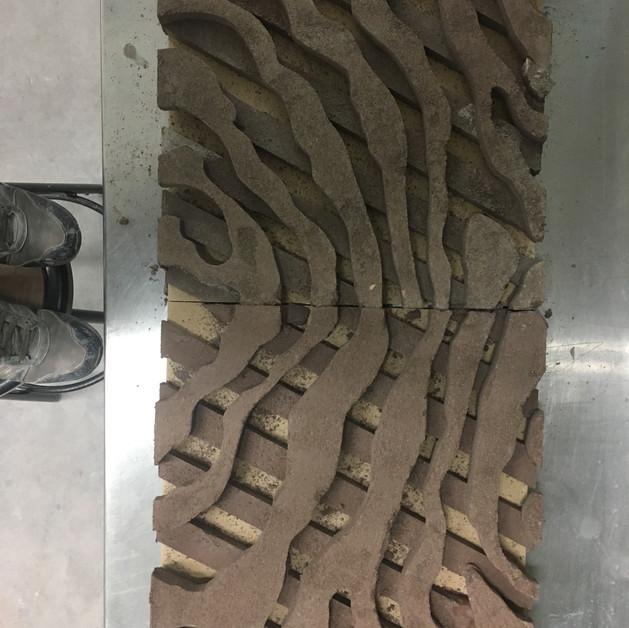 Grain tiles