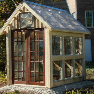 Classic Pottering Shed