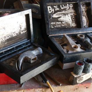 Ceramic toolboxes (inside)