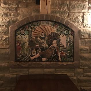 Decorative Tile Work