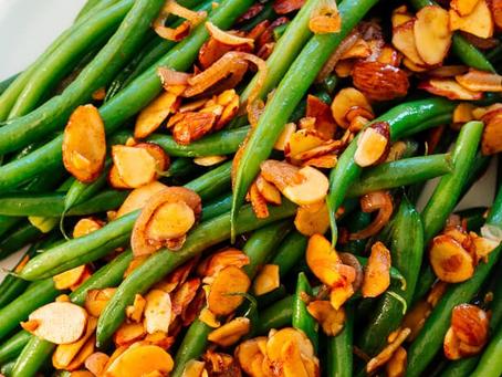 2021 Food Box #11 - Buttery Green Bean's Recipe