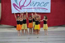 סוף שנה בתי ספר 2016 NDance