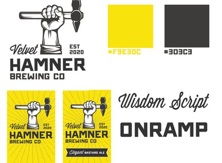 Making Beer, Making a brand...for Fun!