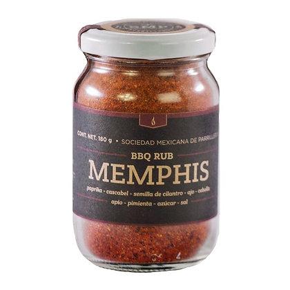 Rub BBQ Memphis SMP