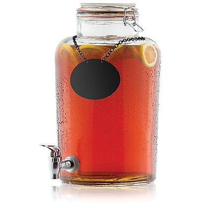 Dispensador de Bebidas 2.5Gal Rustic
