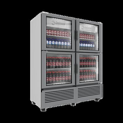 Refrigerador Industrial 35 pies 4 puertas