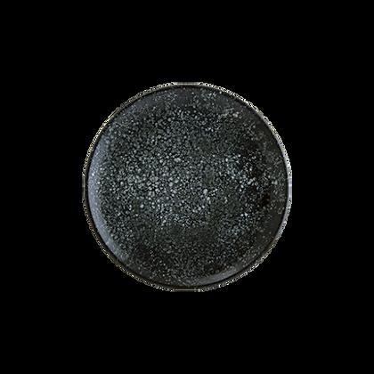 Cosmos Black Plato Base 30cm