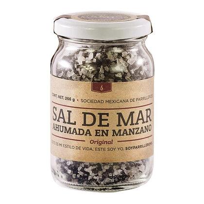 Sal Ahumada en leña de manzano Original SMP