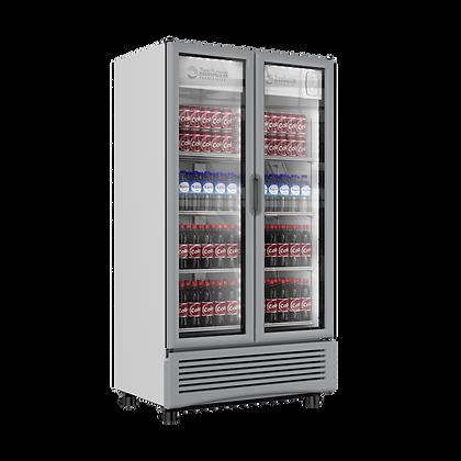 Refrigerador Industrial 26 pies 2 puertas