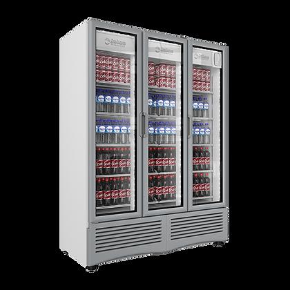 Refrigerador Industrial 42 pies 3 puertas