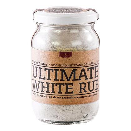 Ultimate White Rub SMP