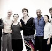 Max,Ben, Diana, Roberto, Desmond & Constantin
