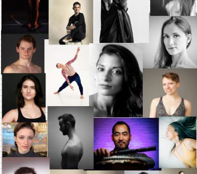 NuVu Festival 2018    Artists