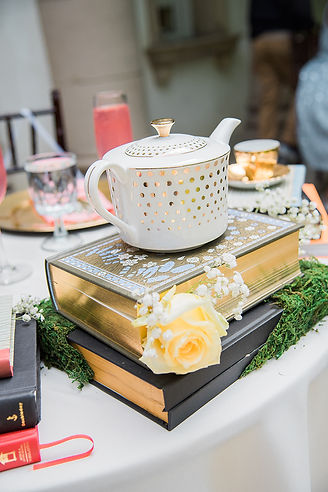Glamour N'Glitz Events Jennifer Simmons Photography event design