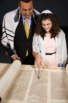Macis Batmitzvah photography by Danny Weiser