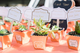 Glamour N'Glitz Events Photography by Lauren c Wedding Favors