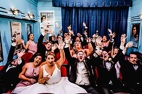 Unique Wedding Couple Glamour N'Glitz Events LLC