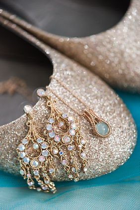 Glamour N'Glitz Events Photography by Lauren c Sparkly Shoes