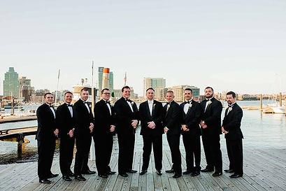 Wedding Party Glamour N'Glitz Events LLC