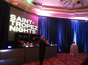 GNG Events Saint - Tropez Nights at the Ritz Washington DC