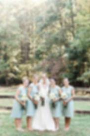 Glamour N'Glitz Events Astrid Photography bridesmaids dresses