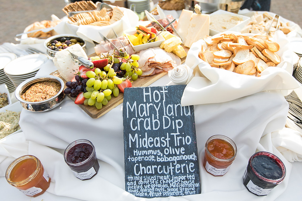 Appetizers_Maryland_Catering_Tpoz Photography