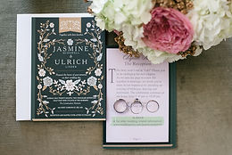 What to include in your wedding details