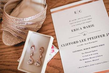 Baltimore Maryland Bride Glamour N'Glitz Events LLC