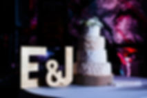 Glamour N'Glitz Events LLC wedding cake photography by the Oberports