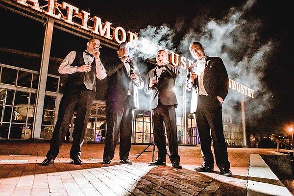 Baltimore Wedding Glamour N'Glitz Events LLC