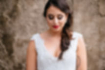Glamour N'Glitz Events Bride wedding photograph by the Oberports