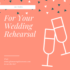 Wedding Rehearsal: How to Prepare?