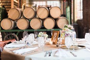 Glamour N'Glitz Events Astrid Photography Distilling company wedding frederick md